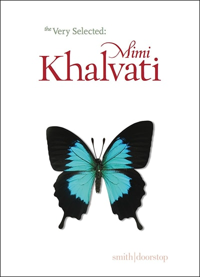 Cover of The Very Selected Mimi Khalvati